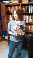 I've sold over a hundred short stories and am working on more, plus a middle grade novel about an eleven-year-old wendigo hunter. http://www.marissalingen.com/