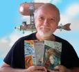 I was the first art director for On Spec way long ago and did a few covers as well. My current artistic project is steampunk sculptures (airships, weapons, devices) made from recycled objects. Website is: www.tim-hammell.com though it is down at the moment while I revise it, soon.